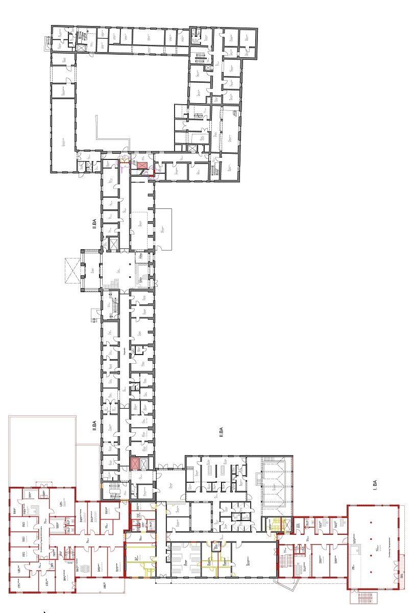 Marianne-Strauß-Klinik Kempfenhausen<br>Erweiterung und Generalsanierung